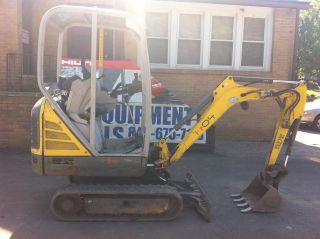 Excavator Wacker Neuson 1404 photo