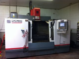 Cincinatti Milacron Arrow 1250 Cnc Mill,  Cnc Mill photo