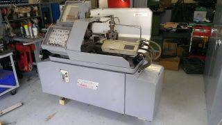 Emi - Mec Autosprint Series 2e Fully Automatic Turret Lathe photo