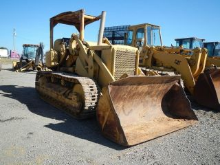 Caterpillar 977h Crawler Loader {good Ranch Machine} photo