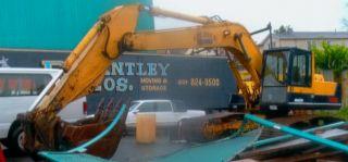 1988 Komatsu Pc220lc - 3 Hydraulic Excavator photo