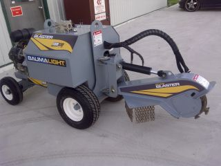 Baumalight - 30 Hp Self Propelled Stump Grinder photo