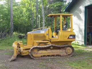 Cat D3g Xl Dozer photo