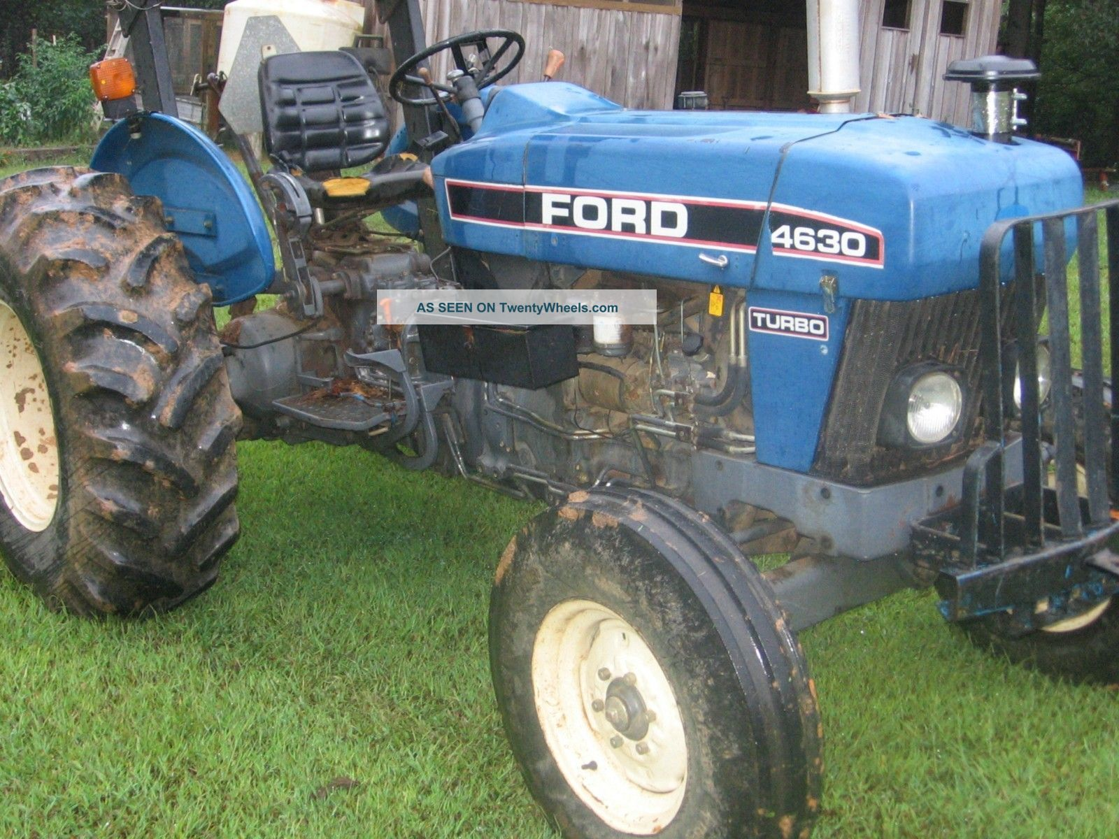 Ford 4630 Tractor Parts Diagram : Ford parts diagram f transmission