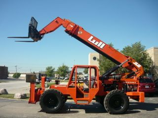 2006 Lull Jlg 1044c - 54 Telescopic Forklift Telehandler Reachlift Deere Turbo photo