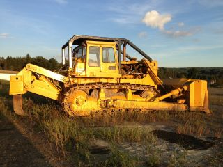 Cat D9g Dozer photo