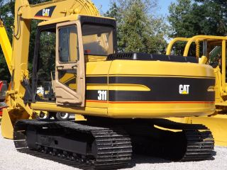 Caterpillar 311 Excavator photo