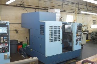 2004 Matsuura Es - 550v Cnc Vertical Machining Center Mill 30 Tools 15,  000 Rpm photo