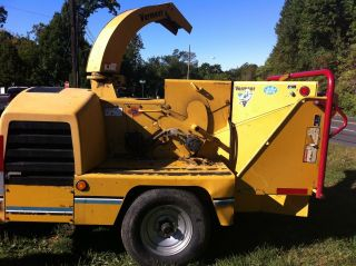 Wood Chipper Vermeer Bc1000xl photo