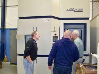 Turbo Finish Tf522 Series Turbo Abrasive Deburring Finishing System (2006) photo