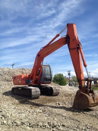 1998 Hitachi 160 Lc Hydraulic Excavator photo