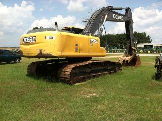2007 John Deere 350d Lc Excavator photo