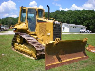 2006 Cat D5nxl Series Ii,  Rails & Sprockets,  3244 Hours photo