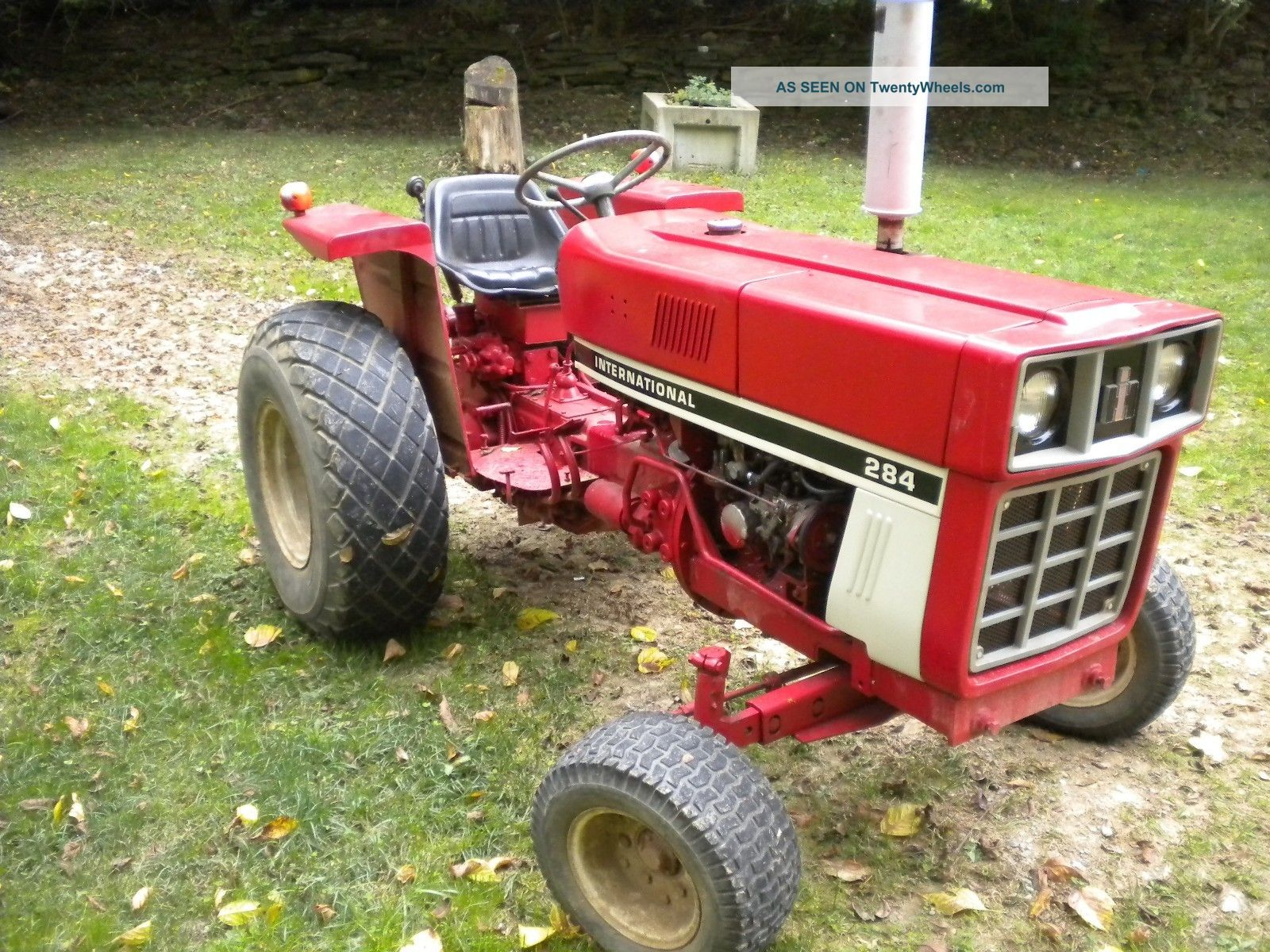 Offset Compact IH-S-274,284, Table INTRODUCTION. Buy International  Harvester Tractor manuals and get Free Shipping. Write review purchase  price ...