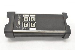 Cattron Kmez06dp Crane Hoist Radio Control Tx Transmitter B217690 photo