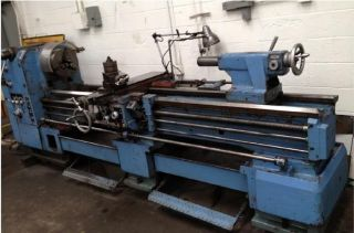 Kingston Medium Precision Engine Lathe Model Chd - 560x 2300 12