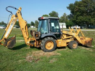 Case 580 Sl Backhoe Local Pick Up Only photo