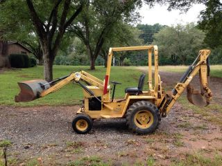 Terramite T5c Loader Backhoe photo