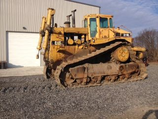 Cat D11n Dozer photo