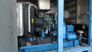 Wassara/woma High Pressure Water Pump W/volvo Diesel Engine photo