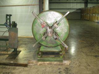 Littell Steel Coil Reel 4000 Lb.  Capacity 40 - 18 Auto Centering 18