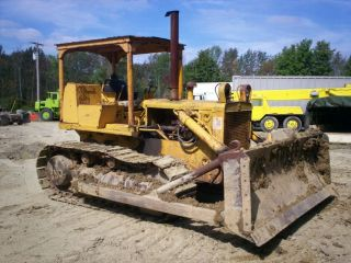 Td 15 Series B International Dozer,  Power Shift Trans photo