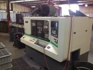 Hardinge Chnc - I Cnc Turning Center Fanuc Ot Control Chucker Har - Matic Bar photo
