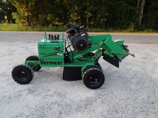 2008 Vermeer Sc252 Stump Grinder Construction Heavy Equipment photo