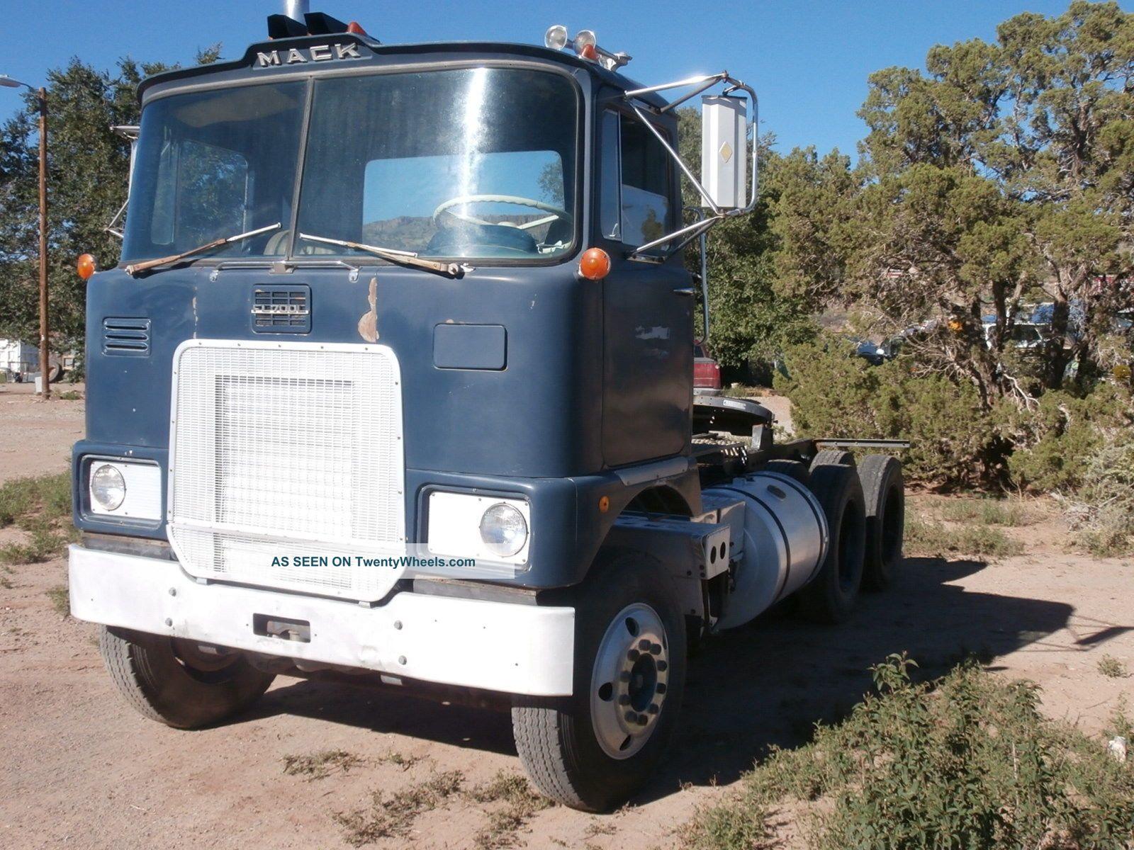 1970 Mack Truck : Mack fl l