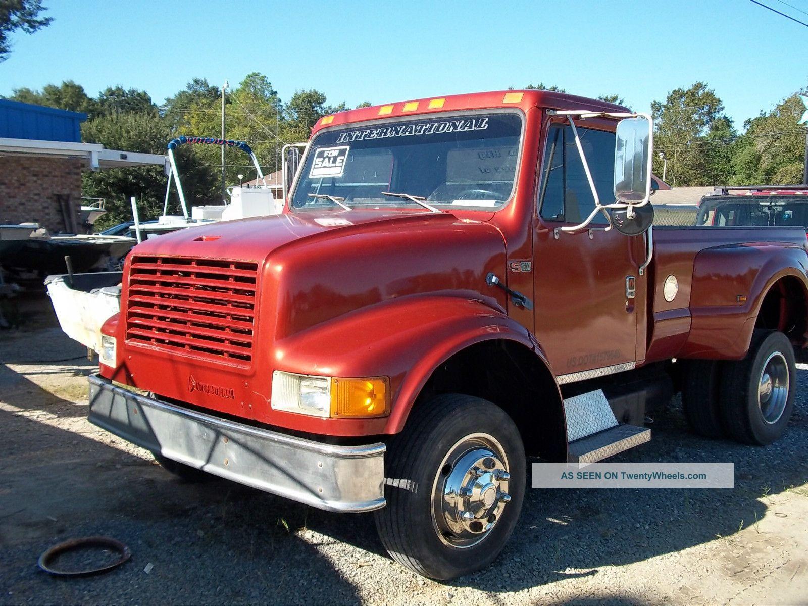 1989 International S1600