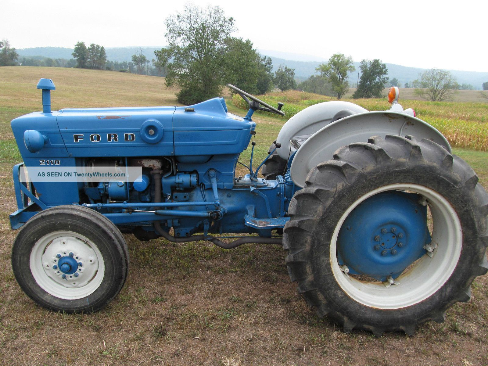 1973 Ford 2000 Tractor Parts Pictures to Pin on Pinterest ...