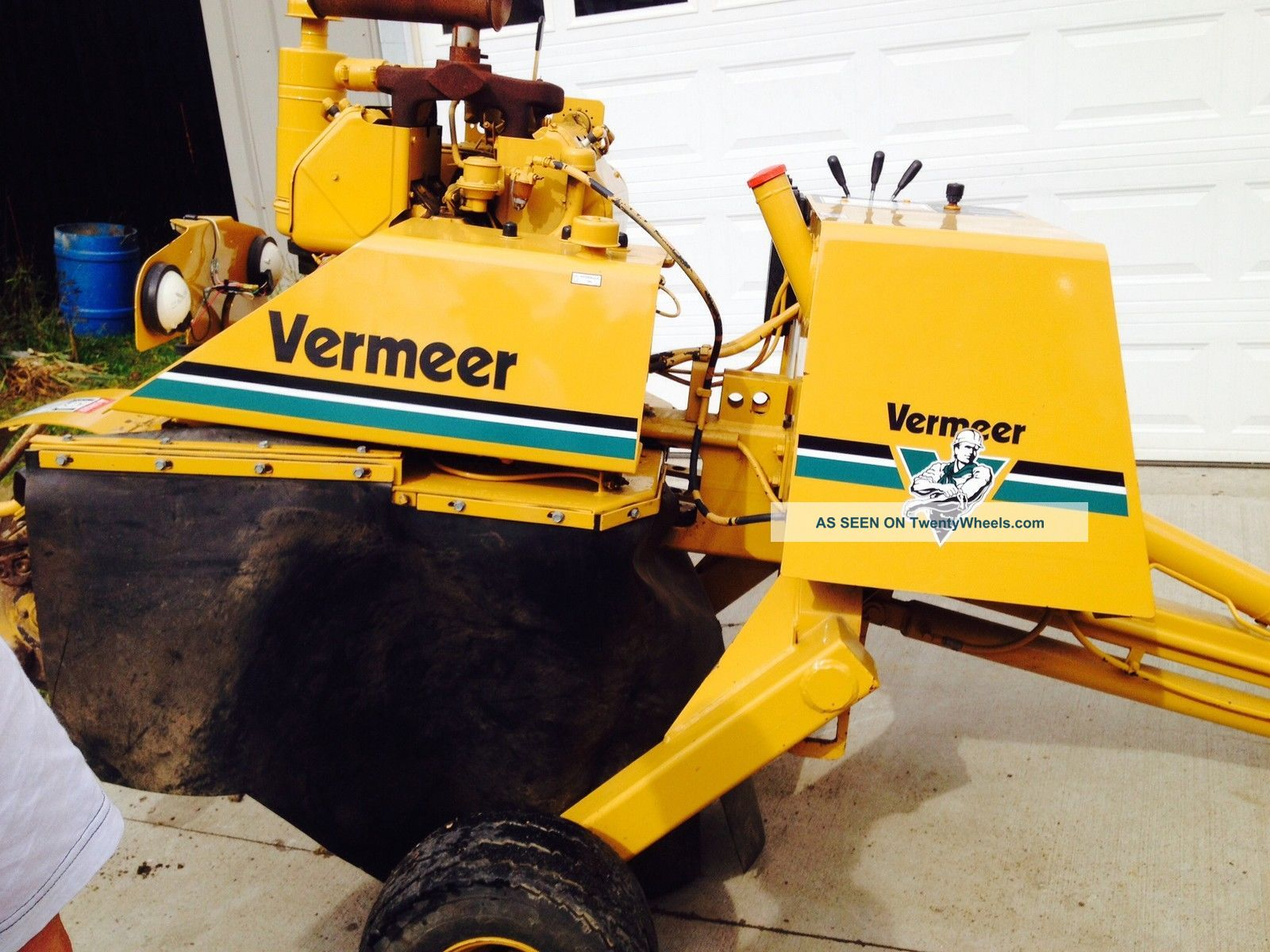Vermeer Stump Grinders And Stump Cutters For Sale