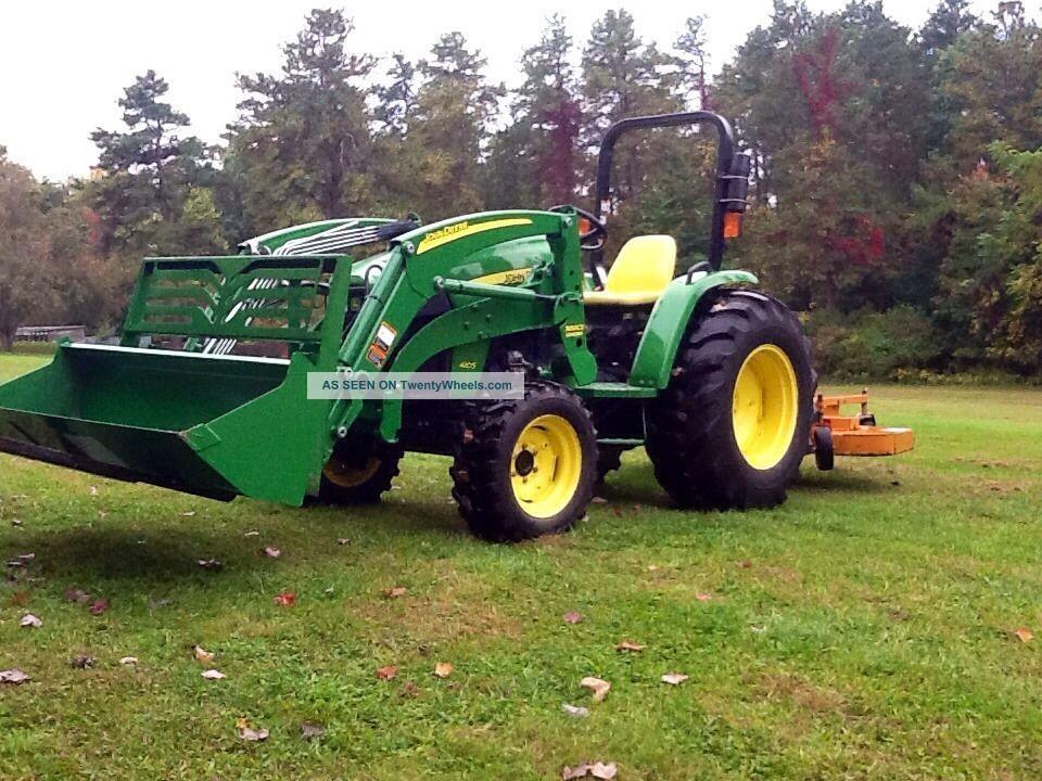 John Deere Bucket Attachments : Wd john deere loader tractor attachments