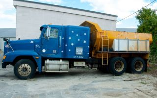 1995 Freightliner Fld Cab & Chassis Runs And Drives Good photo