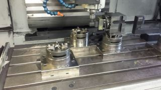 Bostomatic,  Cnc 40000 Rpm,  Under Power. photo