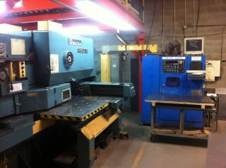 Amada Vela Ii 355 Work photo