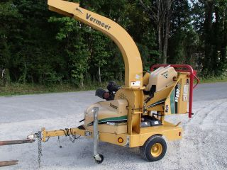 2007 Vermeer Bc600xl Wood Chipper Construction Heavy Equipment photo