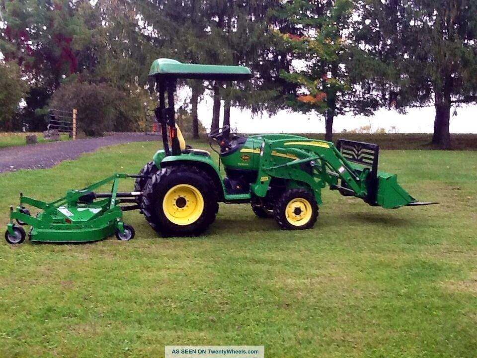 Tractor Bucket Attachments : Wd john deere tractor loader attachments