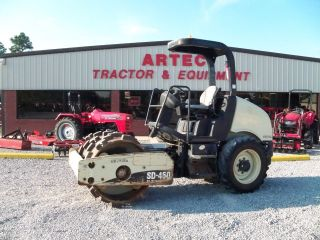 2007 Ingersoll Rand Sd45d Smooth Drum Compactor - - Shell Kit photo