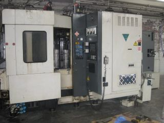 Makino Mc - 86 Horizontal Machining Center,  Twin 630mm Pallets Cat 50 Taper photo