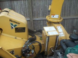 2007 Vermeer 6 Inch Chipper photo
