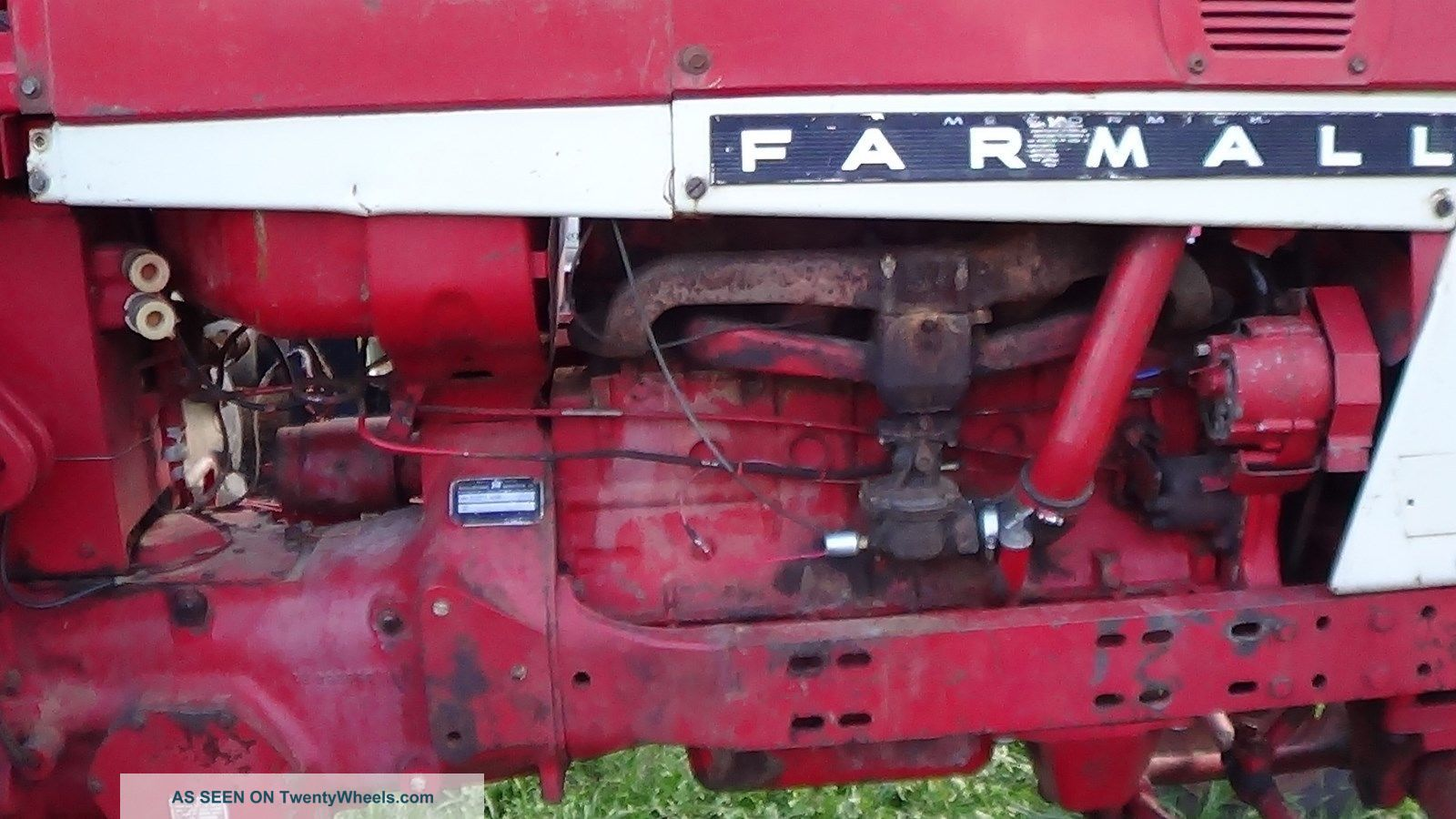 656 International Tractor Specs  Wiring  Wiring Diagram Images