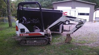 322 Bobcat Excavator photo