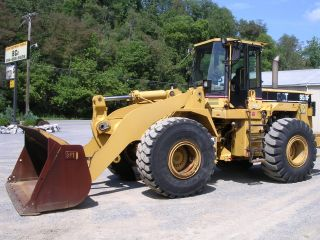Caterpillar 950f Series Ii Wheel Loader photo