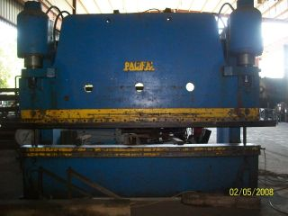 400 Ton Pacific 400 - 12 Hydraulic Press Brake photo