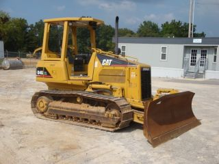 2005 Cat D4g Xl photo
