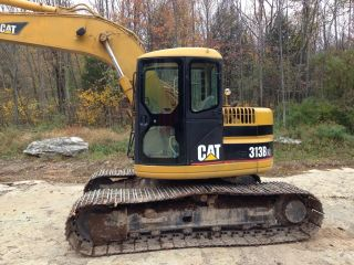 Caterpillar Excavator 312 B Cr photo