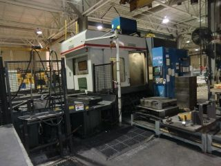 Horizontal Machining Center photo