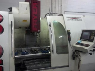 2006 Fryer Mc - 60 Cnc Vertical Machining Center Mill Anilam 6000 60x30 Ct40 30hp photo