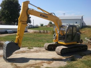 Kobelco Excavator photo